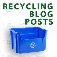 Recycling Blog Posts