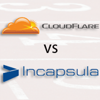 Cloudflare vs Incapsula - Content Delivery Networks