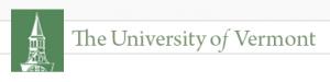 University of Vermont - Burlington, VT
