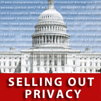 Congress is selling out your privacy