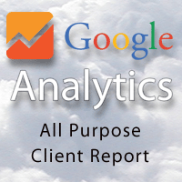 Google Analytics All Purpose Client Report